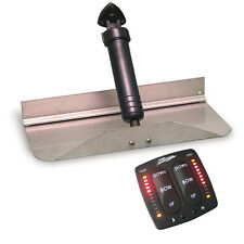 BENNETT TRIM TABS 18 X 12 W/ ELECTRONIC INDICATOR