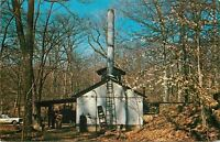 Parke County Indiana~Stanley Thompson Sugar Camp~Maple Syrup~Mansfield Lake~PC