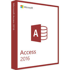 Microsoft Access 2016 Runtime + Any 3 AccessToGo Ready Made Database Solutions