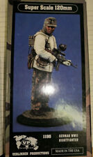 Verlinden Productions #1195 120mm German WWII Nightfighter WWII Resin Figure