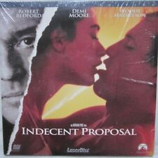 Laser Disc Indecent Proposal mit Robert Redford Demi Moore Woody Harrelson
