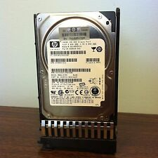 HP DG146A3516 146GB 10K SAS HD MBB2147RC CA6731 375863-012 - Good Condition!