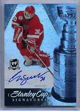 2010-11 The Cup Chris Osgood Stanley Cup Signatures On Card Auto 12/50 (Box DP)