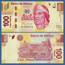 Mexique/Mexico 100 pesos 2009 unc p.124b