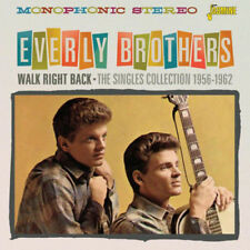 The Everly Brothers : Walk Right Back: The Singles Collection 1956 - 1962 CD