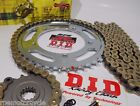 HONDA CBR600F4i '01/06 DID GOLD X-Ring QUICK ACCELERATION CHAIN AND SPROCKET KIT
