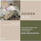 Janacek : Jenufa, Karita Mattila, Anja Silja, Eva  CD | 0825646605866 | New