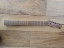 More details for roasted maple telecaster style neck - electric guitar
