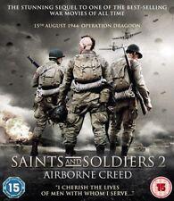 Saints And Soldiers 2 - Airborne CREED BLU-RAY NUEVO Blu-ray (mtdbd5748)