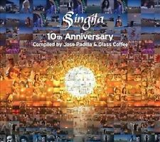 Jose Padilla & Glass Coffee Singita Miracle Beach 10th Anniversary 2CDs 2012