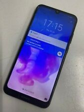 Faulty Huawei Y6 32GB - Midnight Black Vodafone Cracked Broken Screen Smartphone