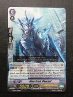 BLUE SCUD BARCGAL G-LD03 - Vanguard Card #