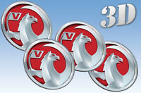 Wheel stickers Vauxhall all size Centre Cap Logo Badge Wheel Trims 3d 50mm