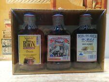 Confezione mista Don Rhon 37.5%,mamajuana 30%,miel de abeja 175 ml