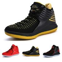 Casuals Shoes Men Sneaker Basketball Sport Trail Athletic Breathable High Top Sz