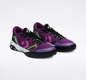 Converse Unisex G4 Soundwave Low Top Shoes Nightfall Violet 170764C f
