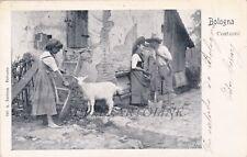 BOLOGNA:  Costumi   1903