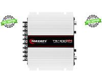 TARAMPS TS400X4 AMPLIFIER 4-CHANNEL CLASS D 100X4 WATTS FREE SHIPPING