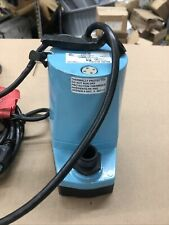 Little Giant 5 Asp Ll Series 16 Hp Submersible Utility Pump 505350