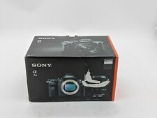Sony Alpha 7 II Mirrorless Camera with FE28-70mm F3.5-5.6 OSS Zoom Lens -IB0212