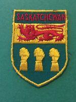Patch, Saskatchewan Canada Sew On Patch PB21