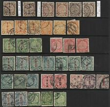 More details for china 1898 coiling dragon fine used selection up to 10c