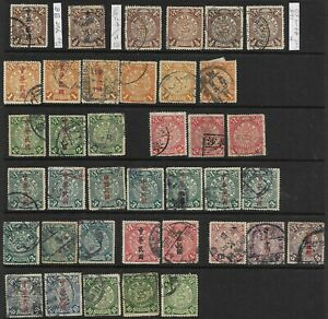China 1898 Coiling Dragon Fine Used Selection up to 10C