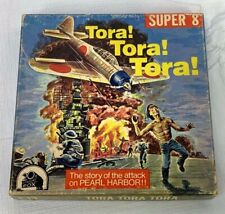 Vintage Tora Tora Tora Black & White Super 8 Film Reel