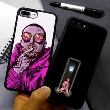 Mac Miller Hip Hop Singer Silicone Phone Case Cover For iPhone Samsung Galaxy