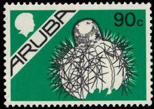 ARUBA 13 (Mi30) - Cultural Heritage 'Bulb Cactus' (pb18683)