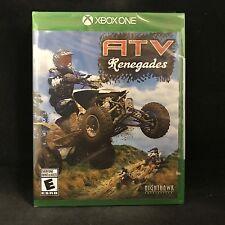 ATV Renegades (Microsoft Xbox One) BRAND NEW / Region Free