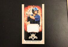 2015 Panini Diamond Kings Deven Marrero Mini Materials 65/99 Red Sox #208