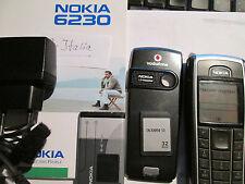 Nokia 6230  graphite /schwarz  Simfrei 32 MB Speicherkarte Manuale d´uso gebr 84