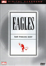 Eagles - Hell Freezes Over DVD - Hotel California Tequila (NEW) ** REGION 3 **