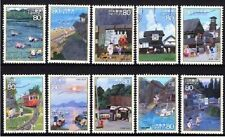 ˳˳ ҉ ˳˳R710 Japan Prefectural Japan hearts scenery 1 2008 complete set painting