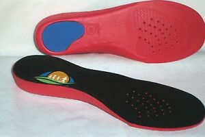 FootTrek Orthotic Arch Support Comfort Heel Foot Shoe Insoles Inserts