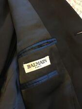 balmain suit and trouser