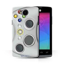 Fundas y carcasas Para LG K8 color principal blanco para teléfonos móviles y PDAs LG