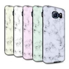 Housses et coques anti-chocs brillants Samsung Galaxy S6 pour téléphone mobile et assistant personnel (PDA)