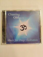 Chanting Om Vol. 2: Splendor of Yoga by Various Artists (CD, 2008, Inner Splend…