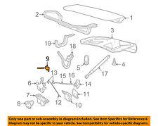 JAGUAR OEM 01-02 XJ8 Trunk Lid-Lock Switch LNC6242AC
