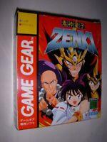 "SEGA Game Gear ""Kishin Douji Zenki"" 1995 Japan Game Used"