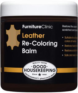 Furniture Clinic Leather Recolouring Balm - Color Restorer for Beige
