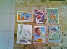 1982 CARROLLTON PARK MALL DALLAS COWBOYS TONY DORSETT + PHONE + 1980 + TUFF+2 DI