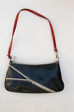 Anna Panni Venice Faded Blue Shoulder Leather Handbag Cross Body Totes Mini Bag