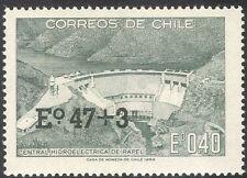 CILE 1974 DAM/Hydro-Electricity/ENERGIA/alimentazione/edifici supplemento 1 V (n43159)
