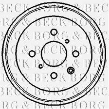 BBR7120 BORG & BECK REAR BRAKE DRUM fits Citroen C1 05- NEW O.E SPEC!
