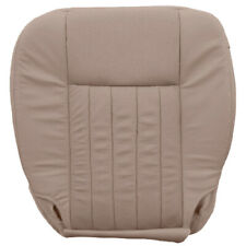 2005-2006 Lincoln Navigator Perf Driver Bottom Leather Cover - Camel Tan
