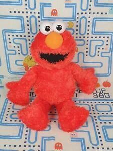 Sesame Street Tickle Me Elmo Laughs & Giggles Cuddly Plush Soft Toy 2017