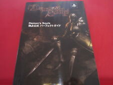 Demon's Souls perfect guide book / PS3